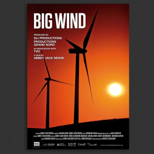 Big Wind Poster
